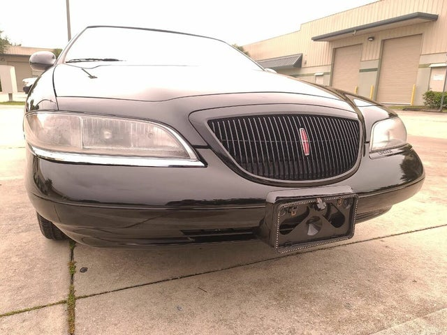 1997 Lincoln Mark VIII 2 Dr LSC Coupe