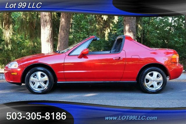 1994 Honda Civic del Sol 2 Dr Si Coupe
