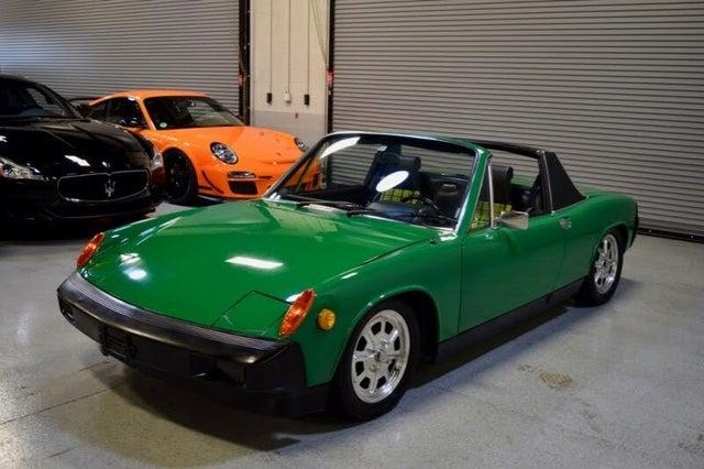 1975 Porsche 914 Targa Coupe