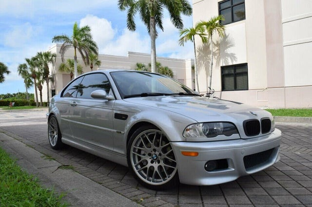 2003 BMW M3 Coupe RWD