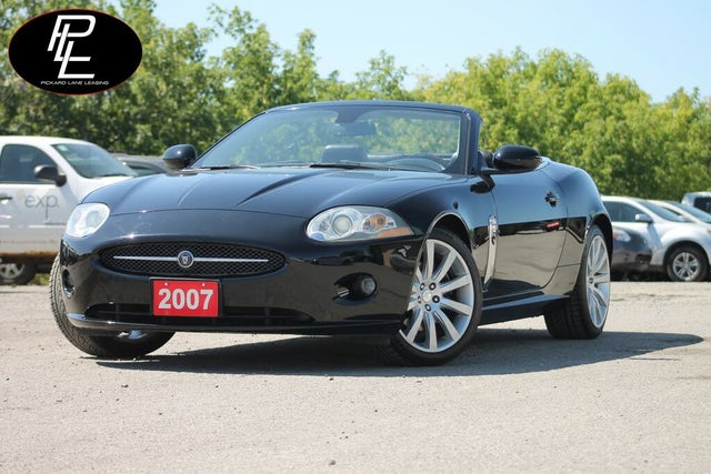 2007 Jaguar XK-Series XK Convertible RWD