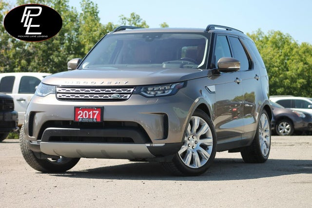 2017 Land Rover Discovery HSE Luxury Td6 AWD