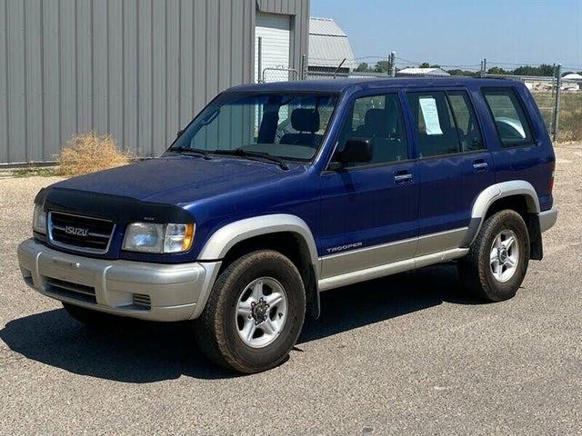 1999 Isuzu Trooper 4 Dr S 4WD SUV