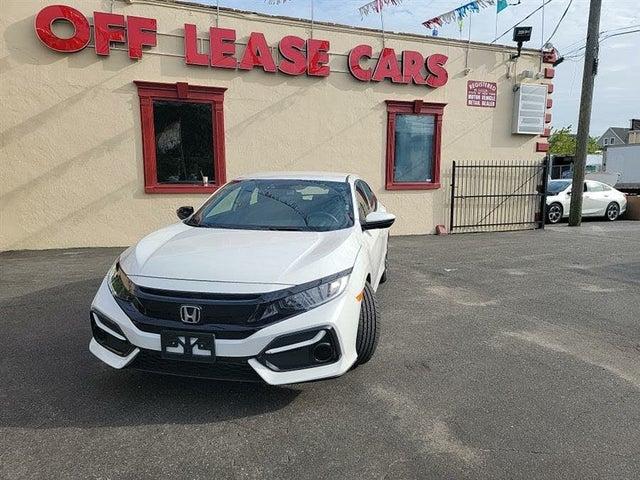 2020 Honda Civic Hatchback LX FWD