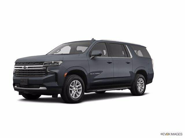 2021 Chevrolet Suburban RST 4WD