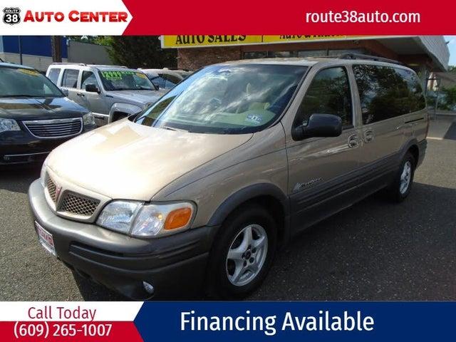 2003 Pontiac Montana Value Extended