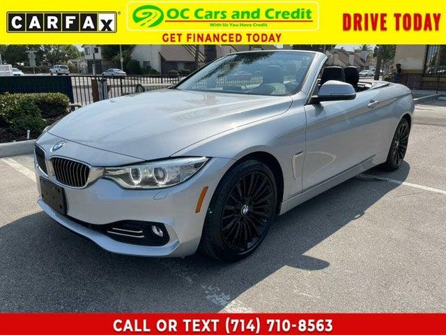 2014 BMW 4 Series 428i Convertible RWD