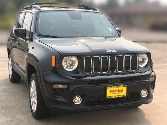 2020 Jeep Renegade Latitude 4WD