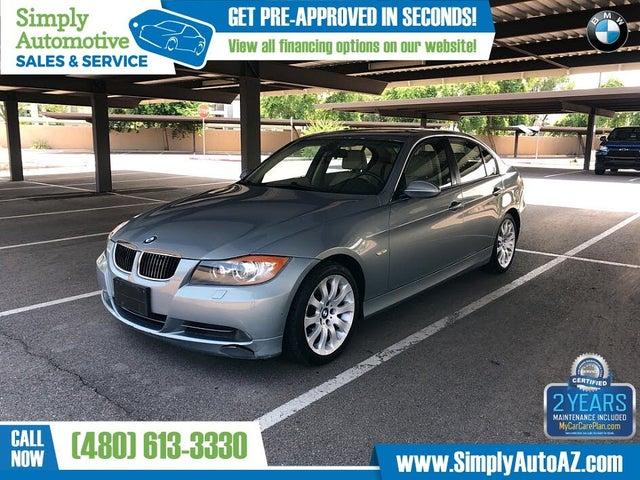 2006 BMW 3 Series 330xi Sedan AWD