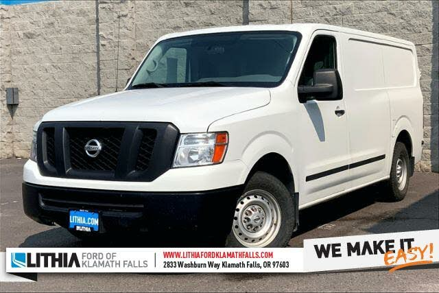 2016 Nissan NV Cargo 2500 HD S with High Roof