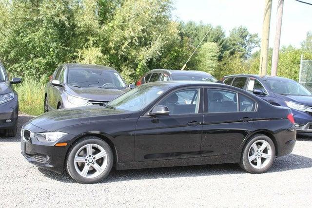 2015 BMW 3 Series 320i xDrive Sedan AWD