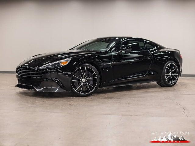 2016 Aston Martin Vanquish Coupe RWD
