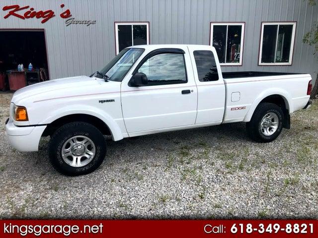 2003 Ford Ranger 4 Dr Edge Plus Extended Cab SB
