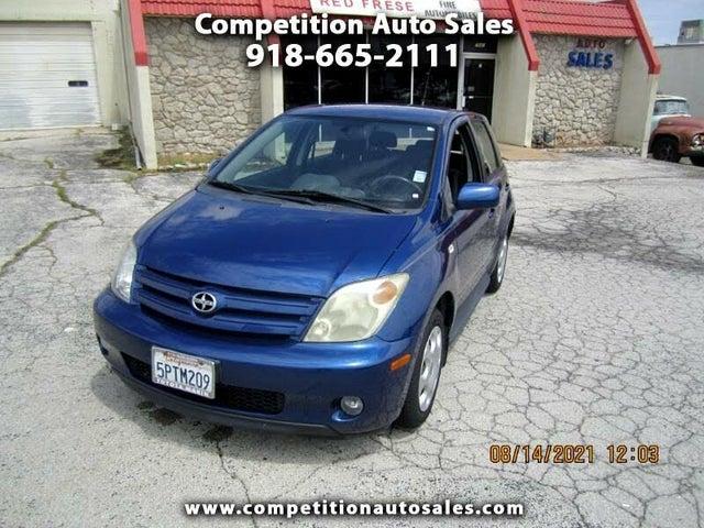 2005 Scion xA 4 Dr STD Hatchback