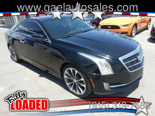 2015 Cadillac ATS Coupe 3.6L Premium RWD