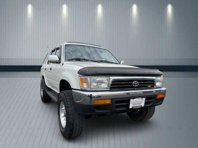 1993 Toyota 4Runner 4 Dr SR5 V6 4WD SUV