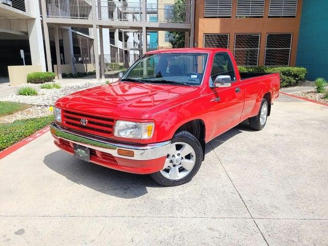 1993 Toyota T100 2 Dr SR5 Standard Cab LB