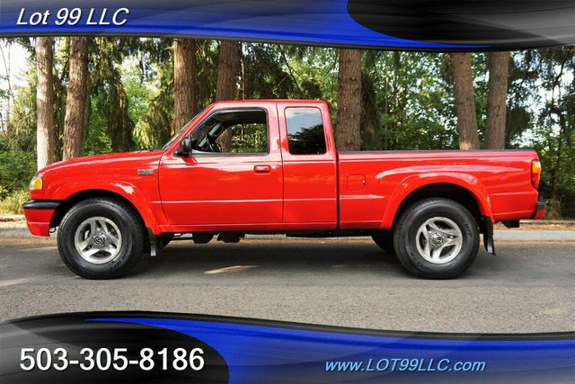 2005 Mazda B-Series B4000 SE Extended Cab 4WD