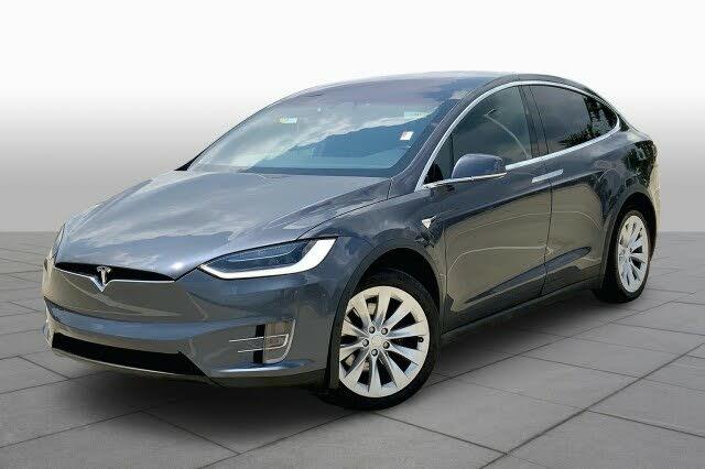 2017 Tesla Model X 100D AWD