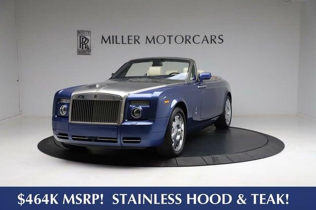 2009 Rolls-Royce Phantom Drophead Coupe Convertible