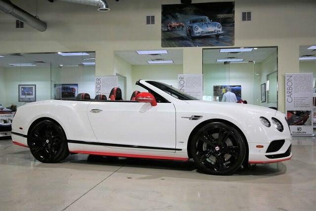 2017 Bentley Continental GTC V8 S AWD
