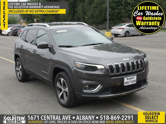2021 Jeep Cherokee Limited 4WD