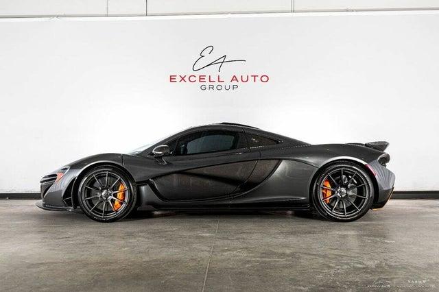 2014 McLaren P1 Coupe