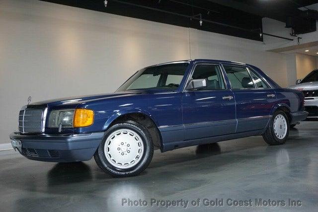 1991 Mercedes-Benz 300-Class 4 Dr 300SEL Sedan