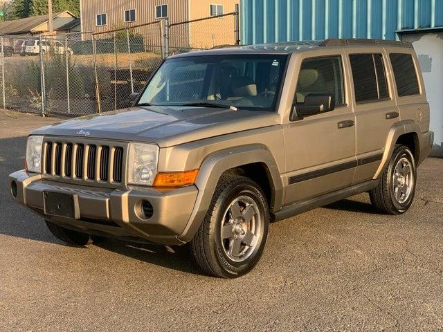 2006 Jeep Commander Base 4WD