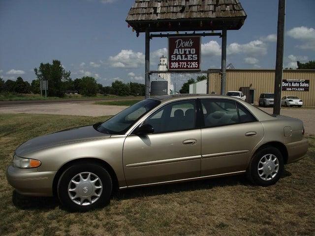2004 Buick Century Custom Sedan FWD