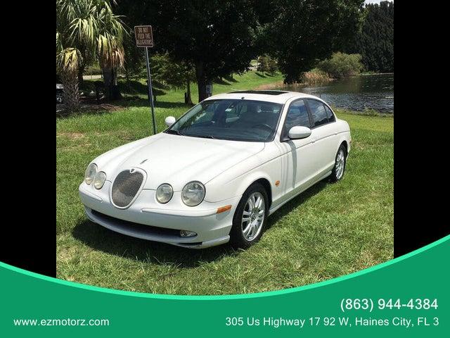 2003 Jaguar S-TYPE 3.0L V6 RWD