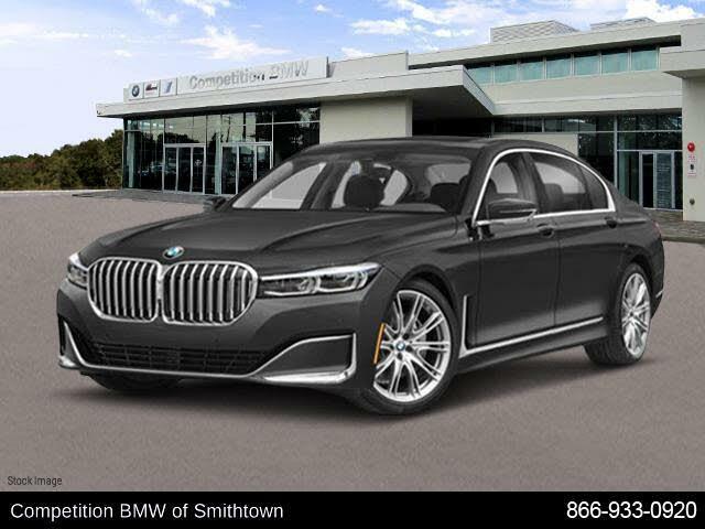 2022 BMW 7 Series 740i xDrive AWD