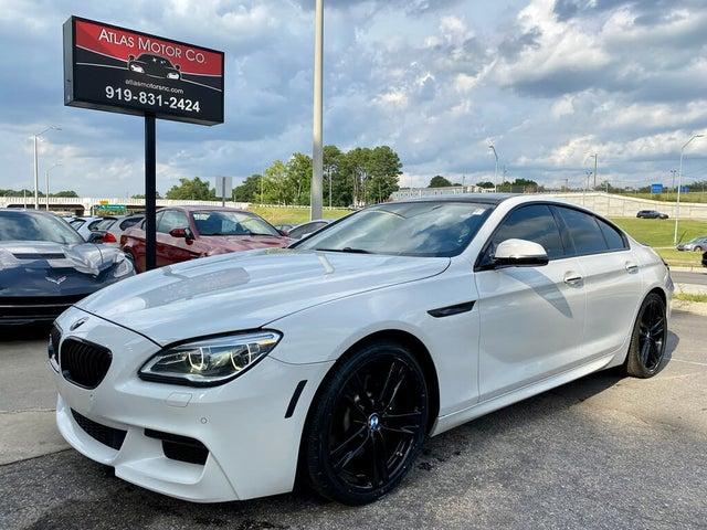 2016 BMW 6 Series 640i Gran Coupe RWD