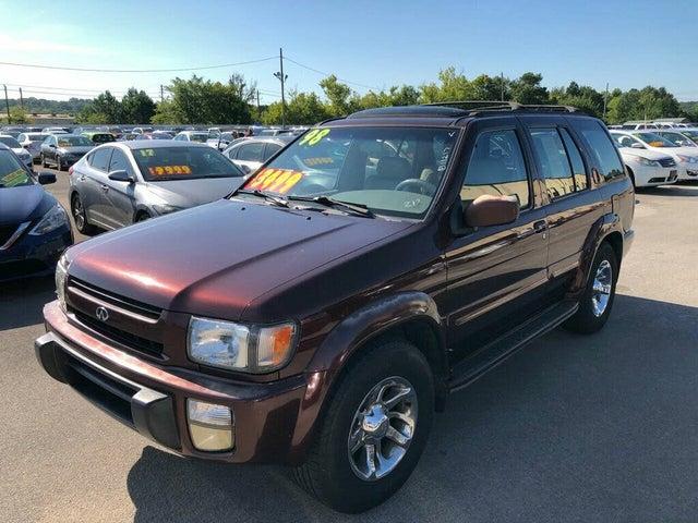 1998 INFINITI QX4 4WD