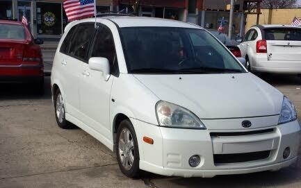 2003 Suzuki Aerio SX Wagon FWD