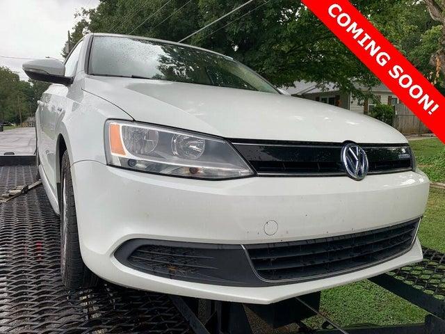 2013 Volkswagen Jetta Hybrid SEL FWD