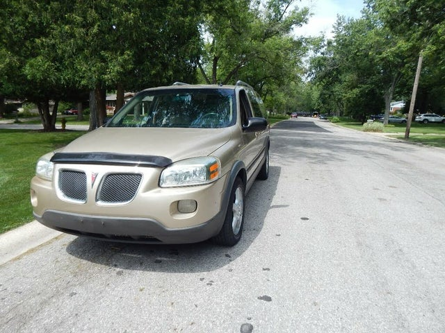 2006 Pontiac Montana SV6 Extended Minivan AWD