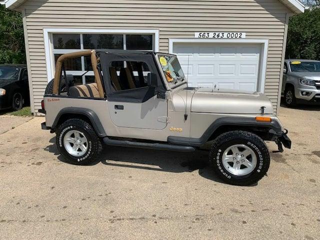 1995 Jeep Wrangler S