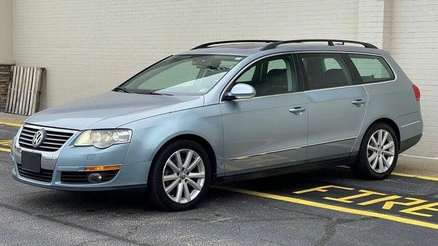 2007 Volkswagen Passat 3.6L Wagon