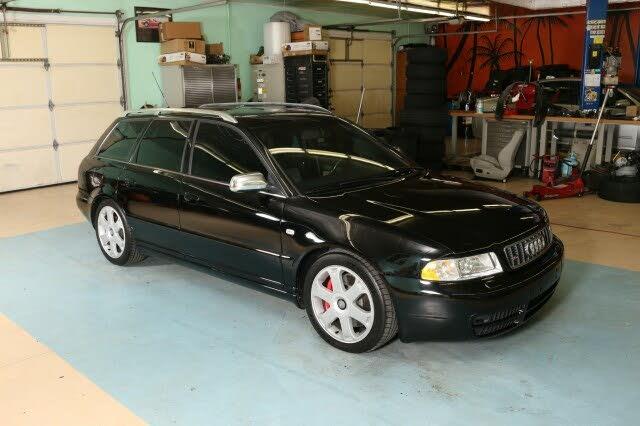 2002 Audi S4 Avant quattro AWD