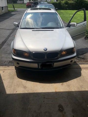 2004 BMW 3 Series 325xi Sedan AWD