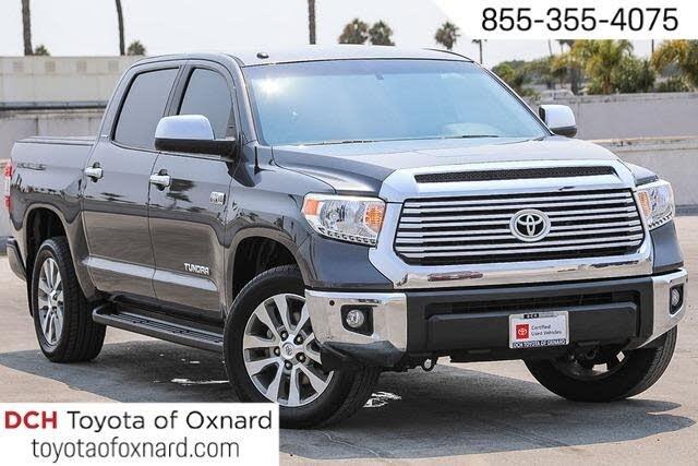 2017 Toyota Tundra Limited CrewMax 5.7L