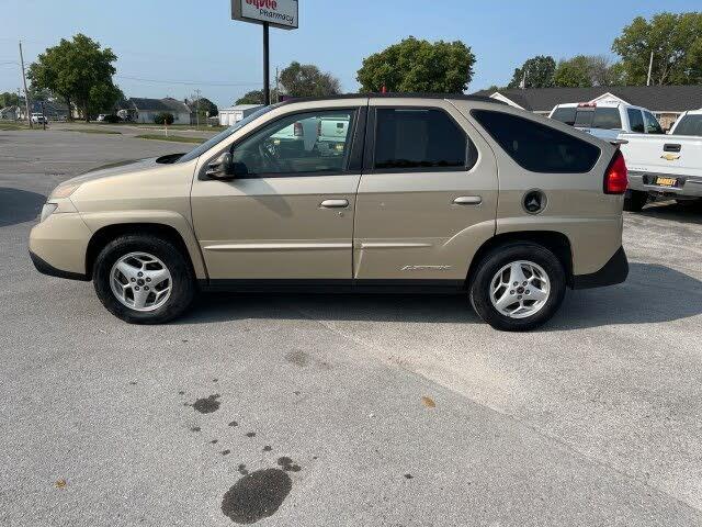 2005 Pontiac Aztek STD