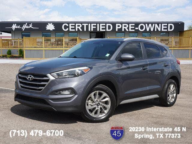 2017 Hyundai Tucson 2.0L SE FWD