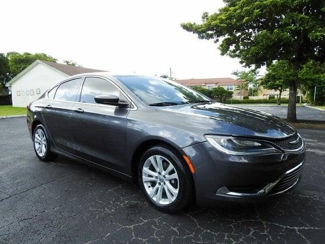2015 Chrysler 200 Limited Sedan FWD