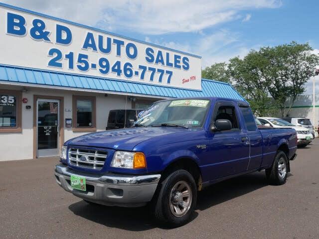 2003 Ford Ranger 4 Dr XLT Appearance SB