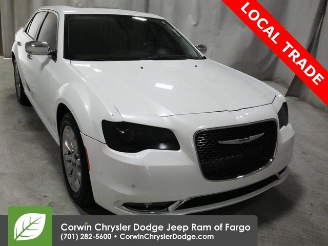 2015 Chrysler 300 C AWD