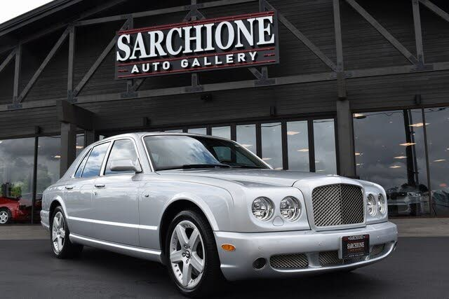 2005 Bentley Arnage T RWD