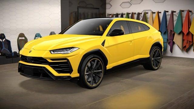 2021 Lamborghini Urus AWD