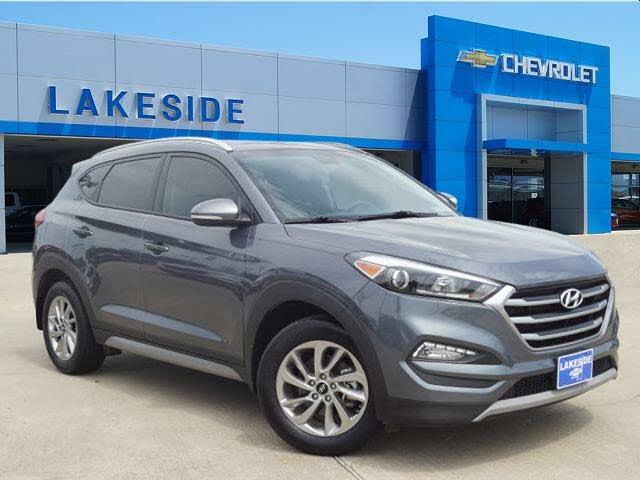 2017 Hyundai Tucson 1.6T Eco FWD